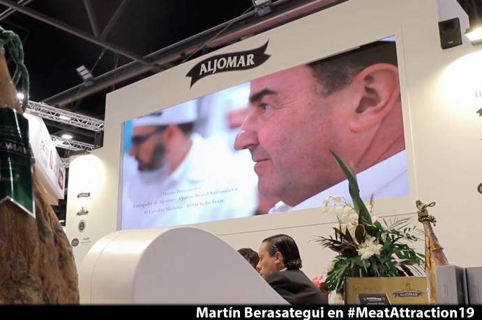 Martín Berasategui en #MeatAttraction19