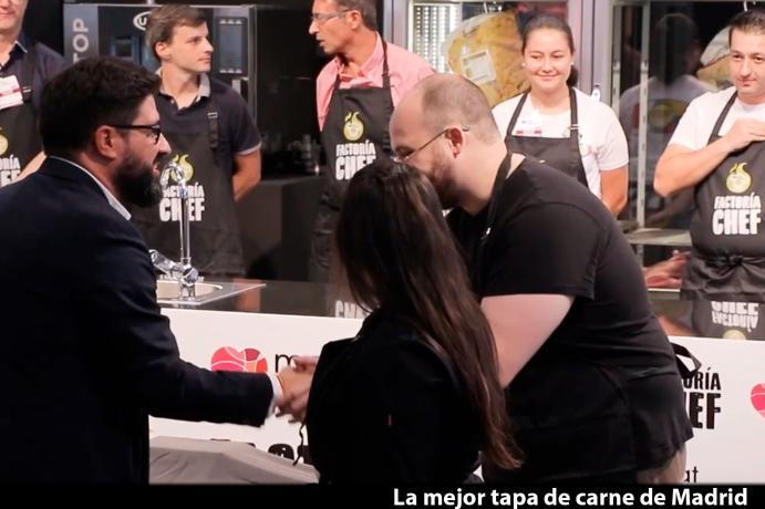 La mejor tapa de carne de Madrid