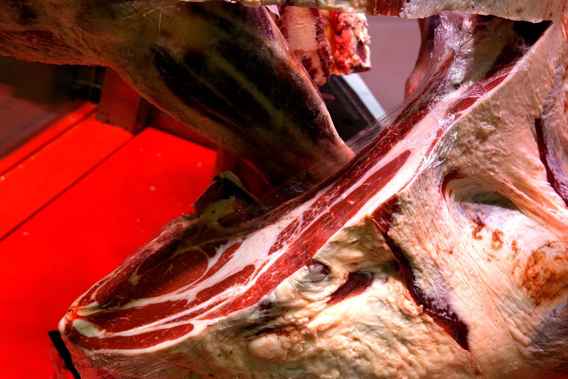 meat rib cut