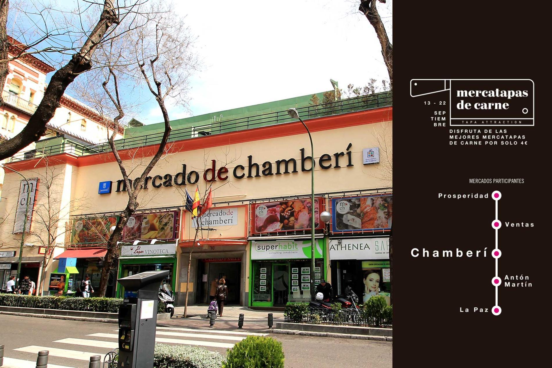 Mercado de Chamberí