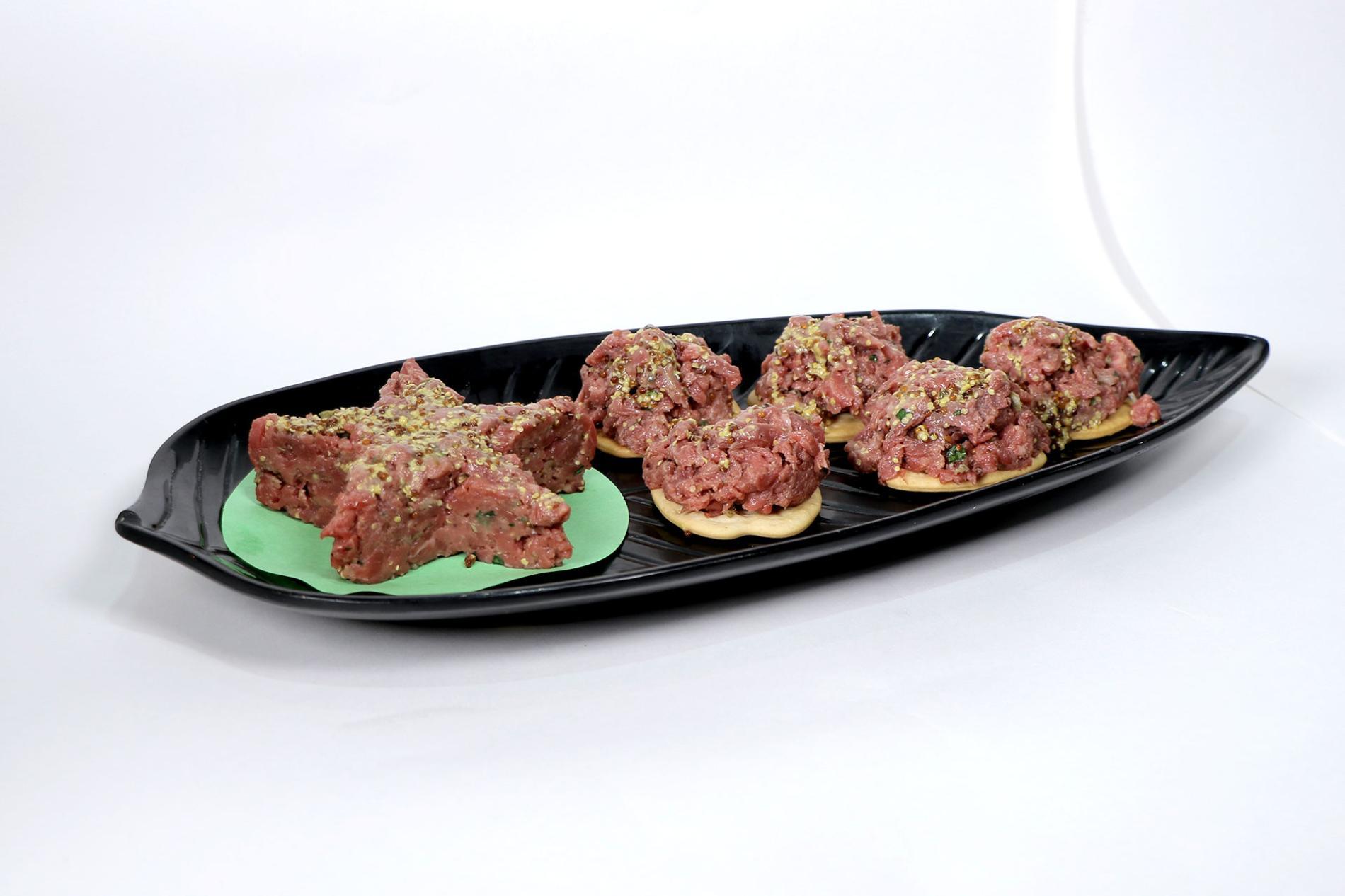 Steak Tartare de Julián / Callos de la casa