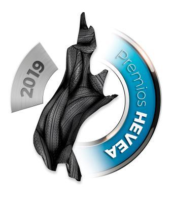 Logo del  premio Hevea
