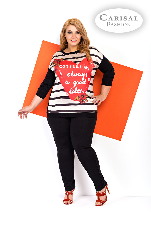 Carisal Fashion Firma Madrilena De Moda De Tallas Grandes Para Mujer Desde 1998 Presentara Su Nueva Coleccion Primavera Verano En Momad Metropolis 2017