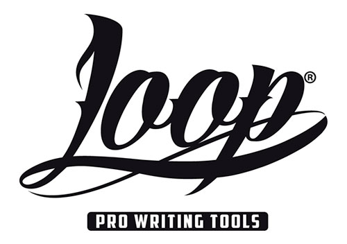 Logo Loop Pro writing tools