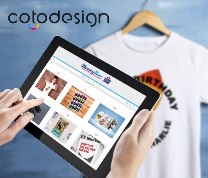 cotodesign de Roland DG ofrece a los clientes una experiencia exclusiva en