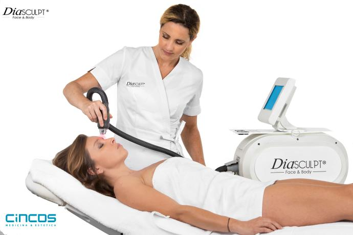 Cincos lanza Diasculpt® - face & Body