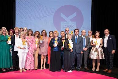 Entregados los VII premios look