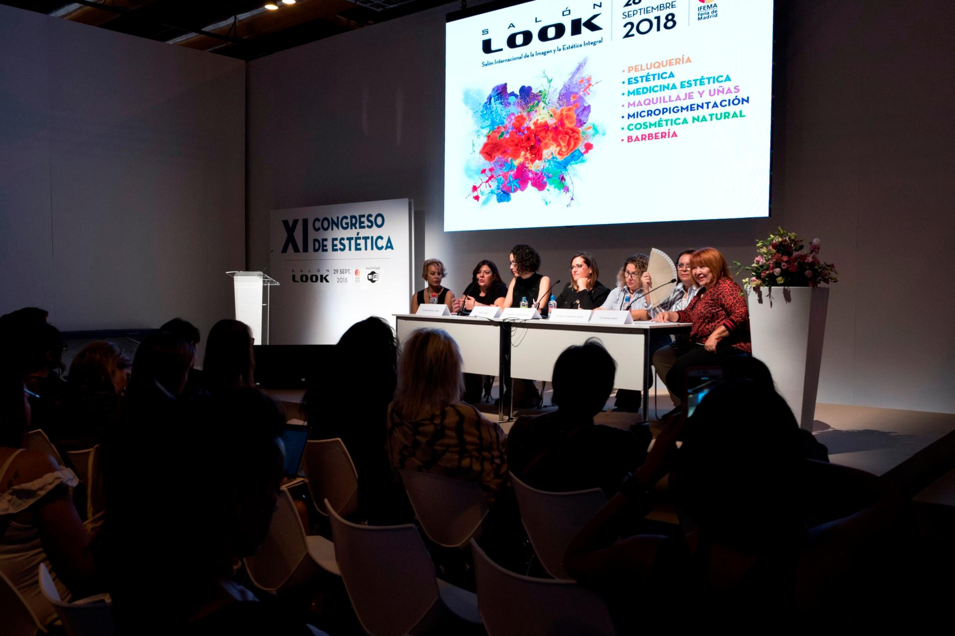 Congreso estetica salon 2019