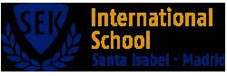 Logo SEK Santa Isabel