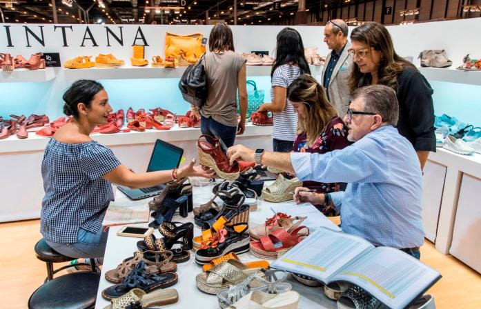 Visitantes y expositores Shoesroom by MOMAD