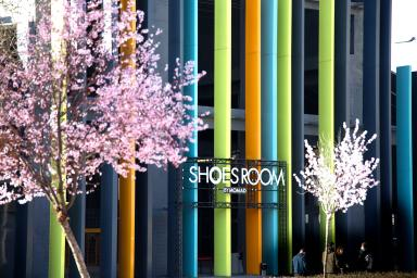 Entrada SHOESROOM BY MOMAD