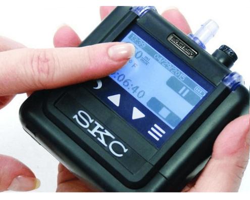 Nuevas bombas de muestreo Pocket Touch