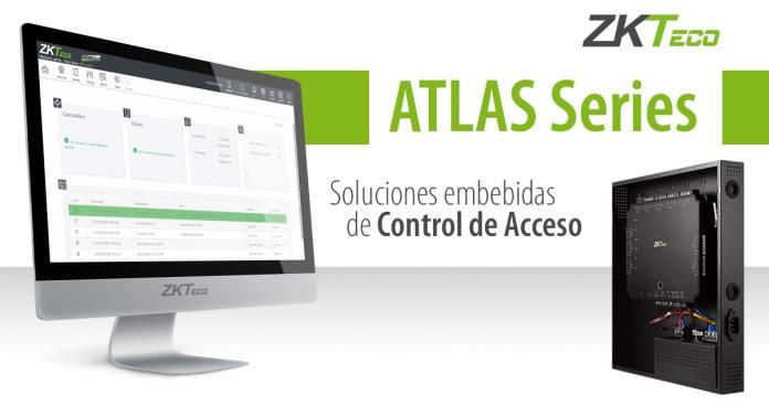 La Serie Atlas: Las nuevas controladoras multipuerta con software integrado