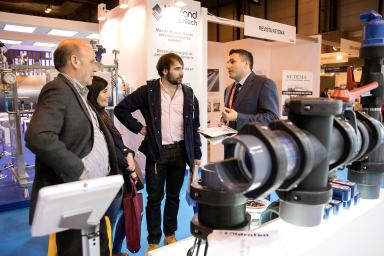 Siga 2017 brings together the water technology sector