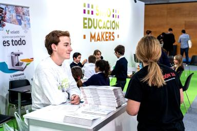 Exhibitor at Simo Educación