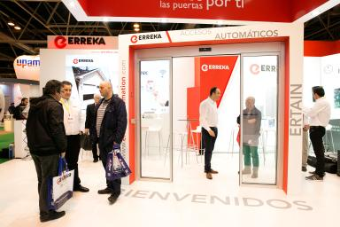 SMARTDOORS exhibitors