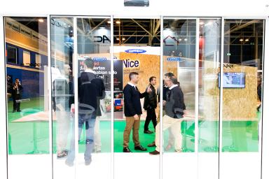 SMARTDOORS visitors
