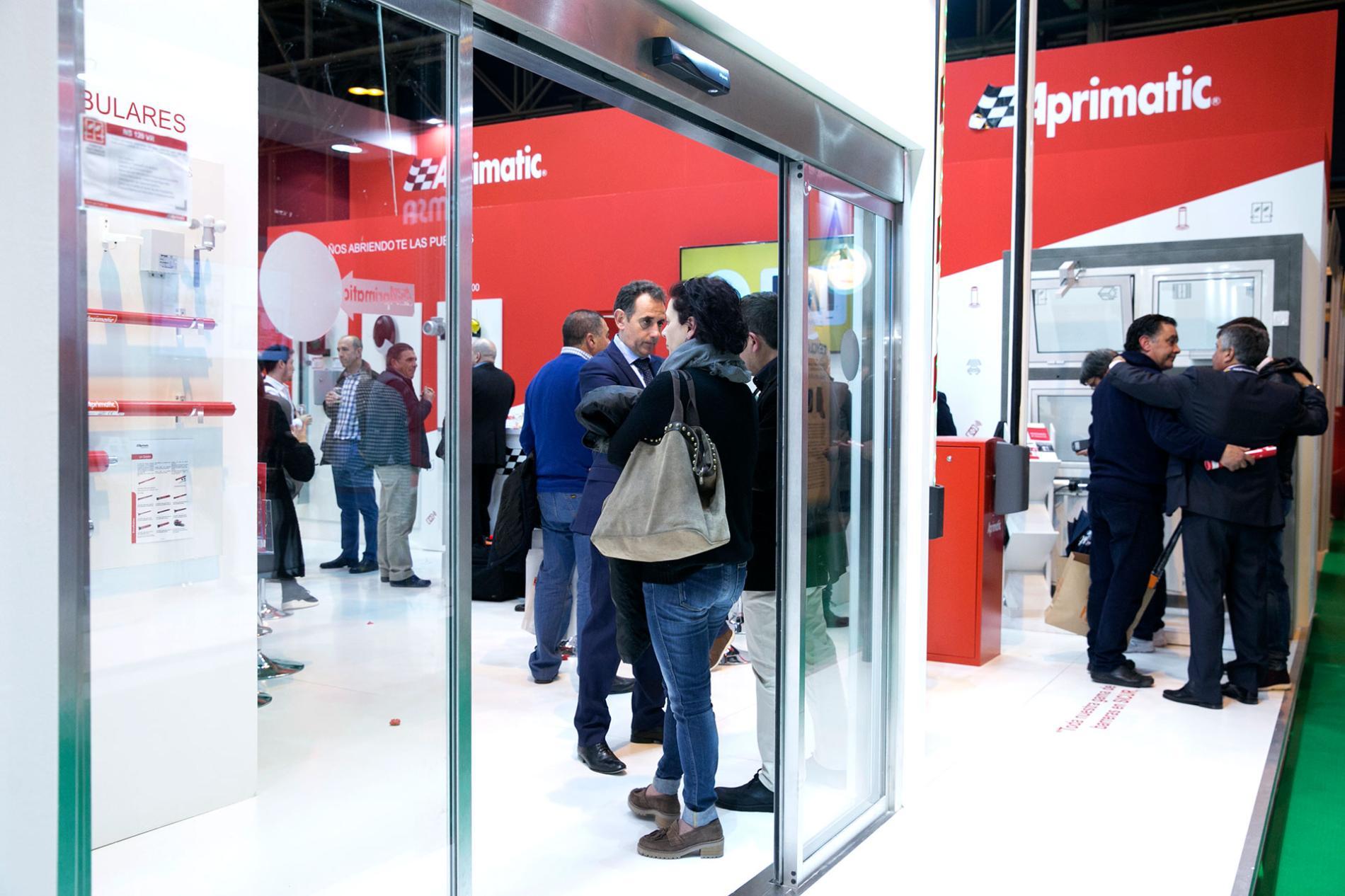 SMARTDOORS exhibitor