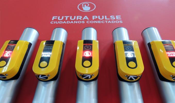 Industrias Saludes lanza una nueva generación de pulsadores semafóricos