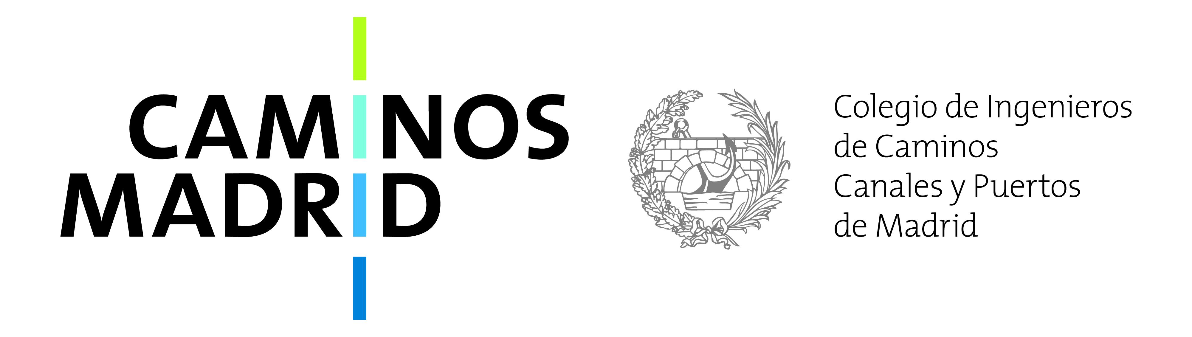 Logo CAMINOS, CANALES Y PUERTOS MADRID