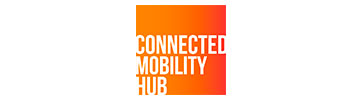 Connected mobility hub logo