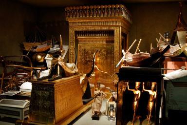 Exposicion Tutankhamon