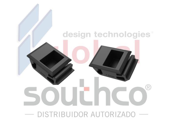 Southco A3 en miniatura: compactos y versátiles