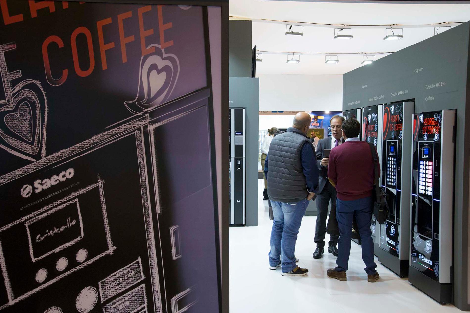 Vendibérica acogerá MundoCafé, nuevo área para la industria del café con novedades de torrefactores y sucedáneos; operadores; OCS; máquinas para hostelería; desechables; cápsulas