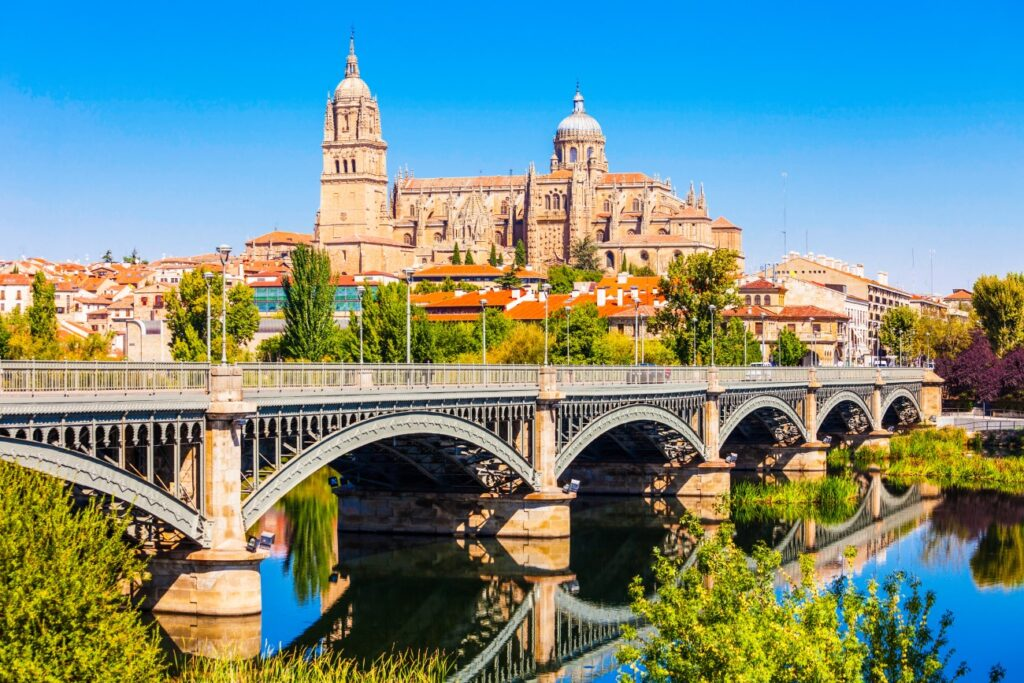 Coimbra y Salamanca, unidas por la Unesco