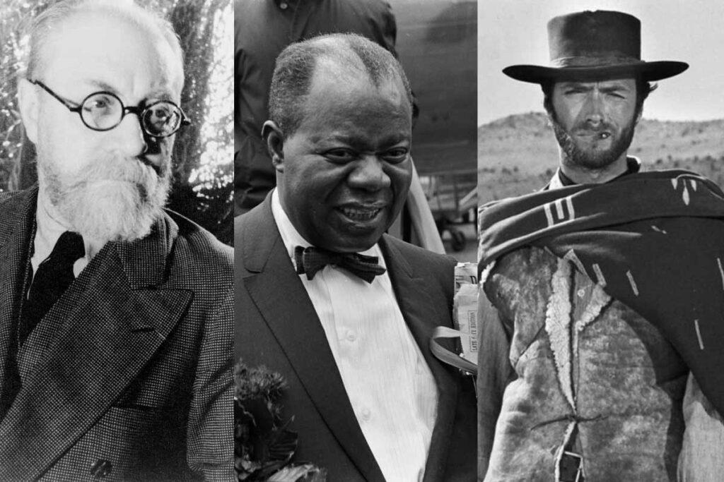 De Matisse a Clint Eastwood: creadores que aprovecharon su experiencia para brillar más que nunca