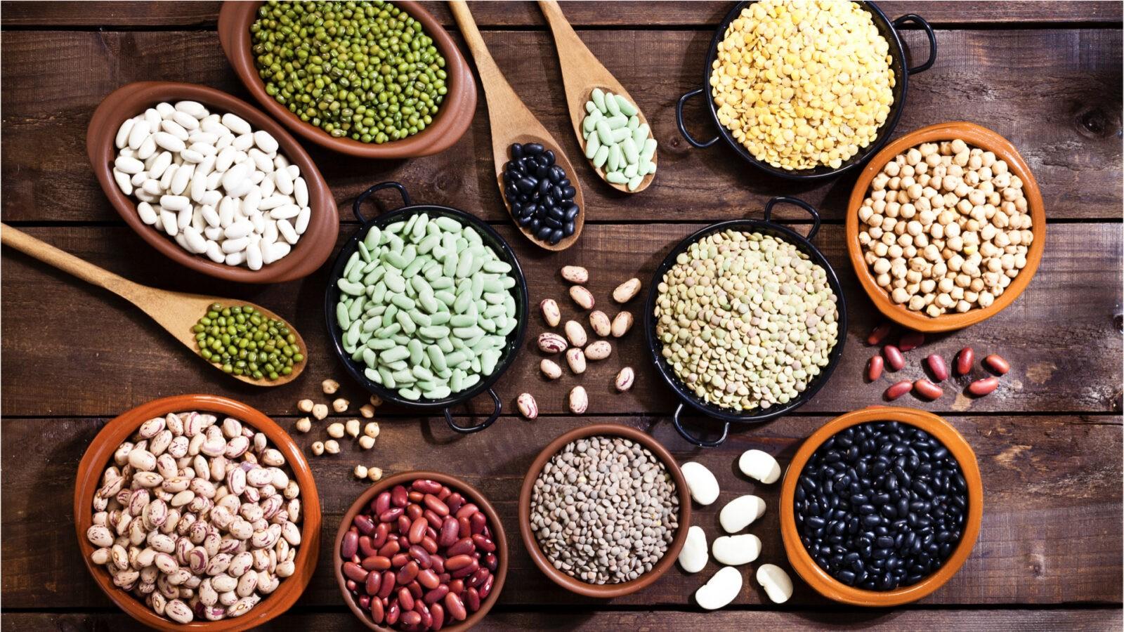 Alimentación saludable y consumo proteínas
