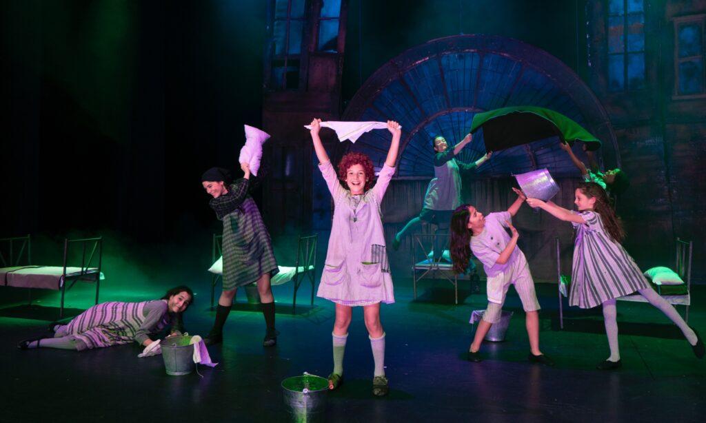 Annie El Musical en Ifema entre febrero y marzo de 2021