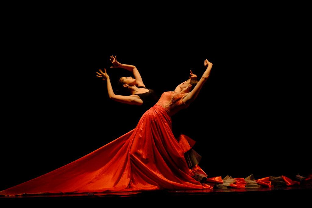 'Carlos Saura y la danza', una exposición sobre la pasión