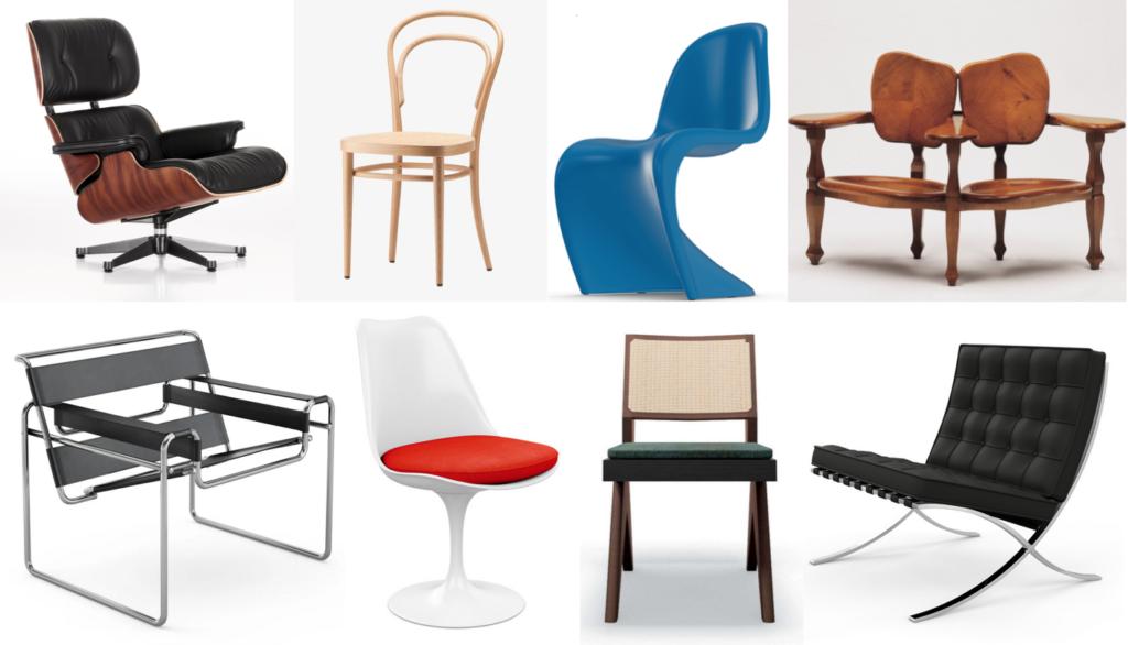 Si tienes una de estas míticas sillas, tienes una pieza de museo