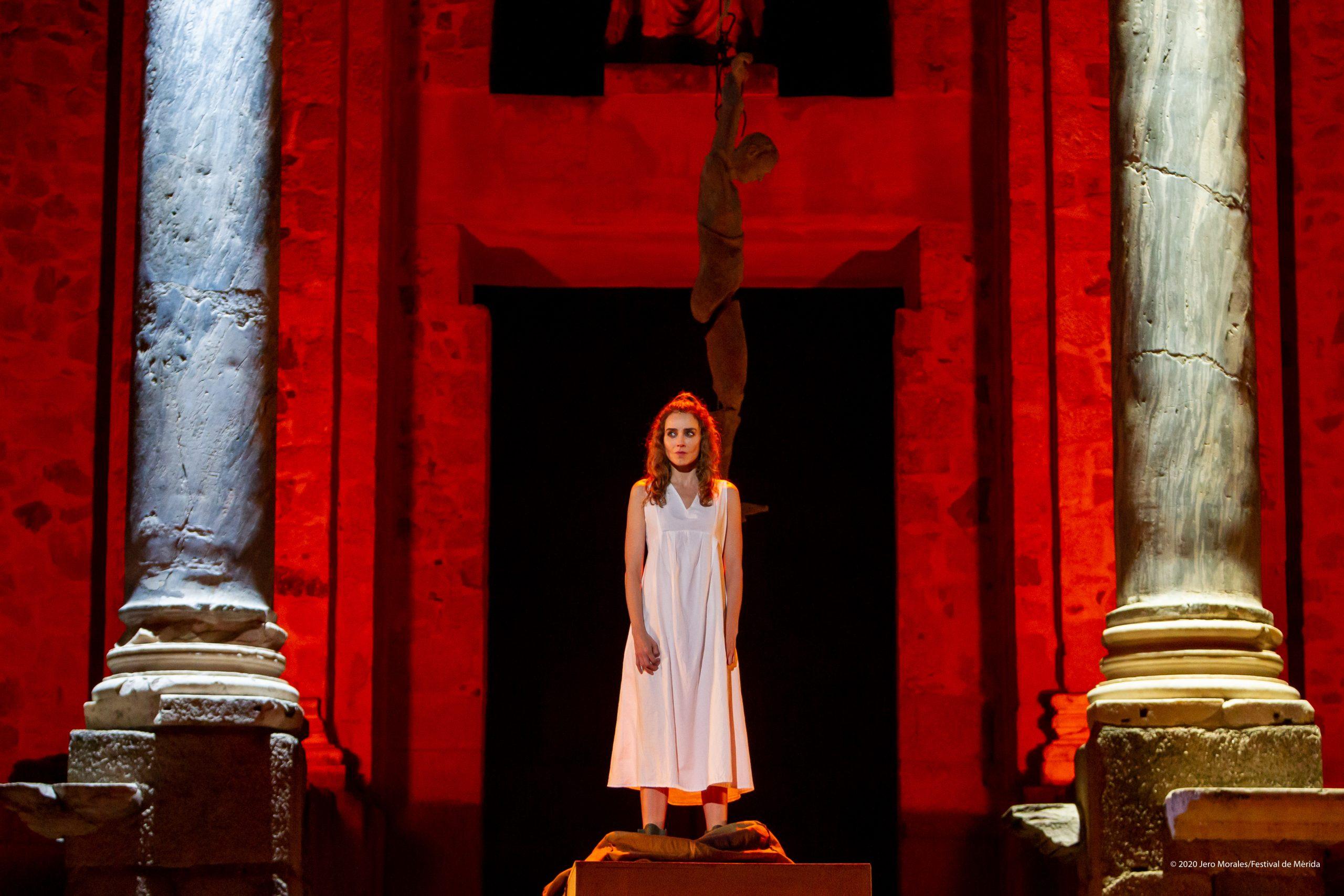Festival Teatro Clásico en el Teatro Romano de Mérida