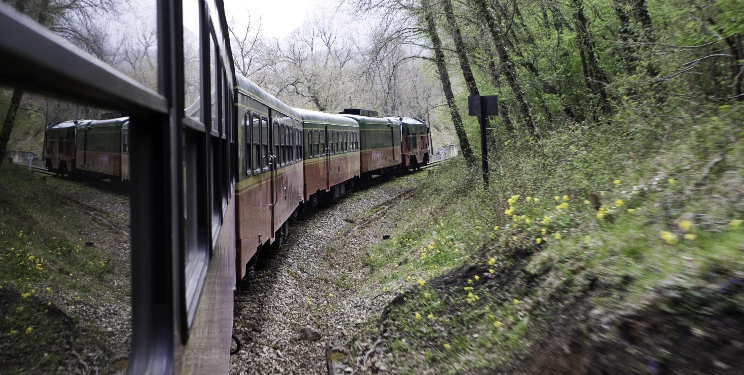 viajes silver tren