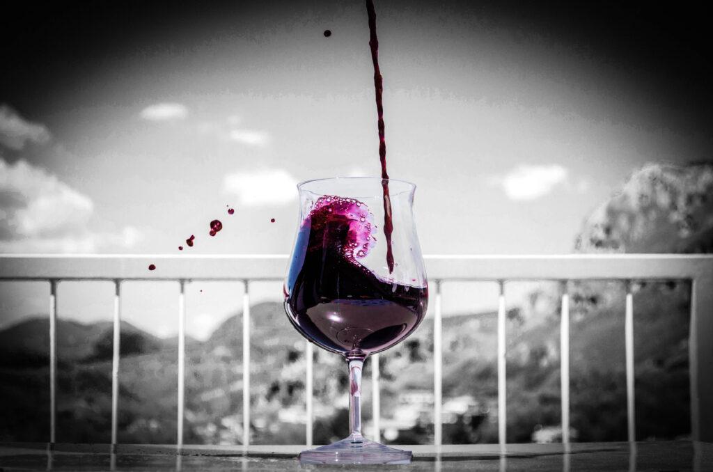 Cata de vinos de Madrid en San Lorenzo de El Escorial
