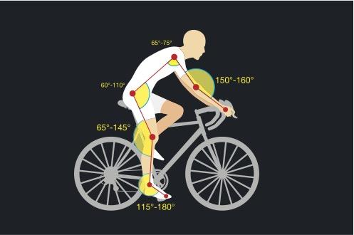 posicion bicicleta