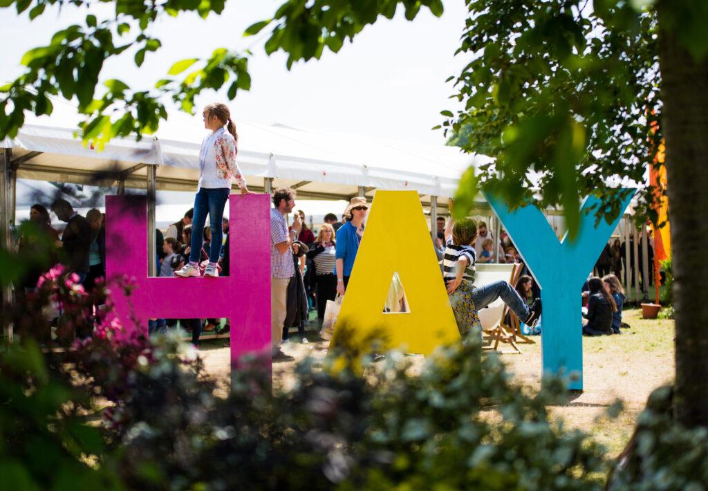 Hay Festival de Gales