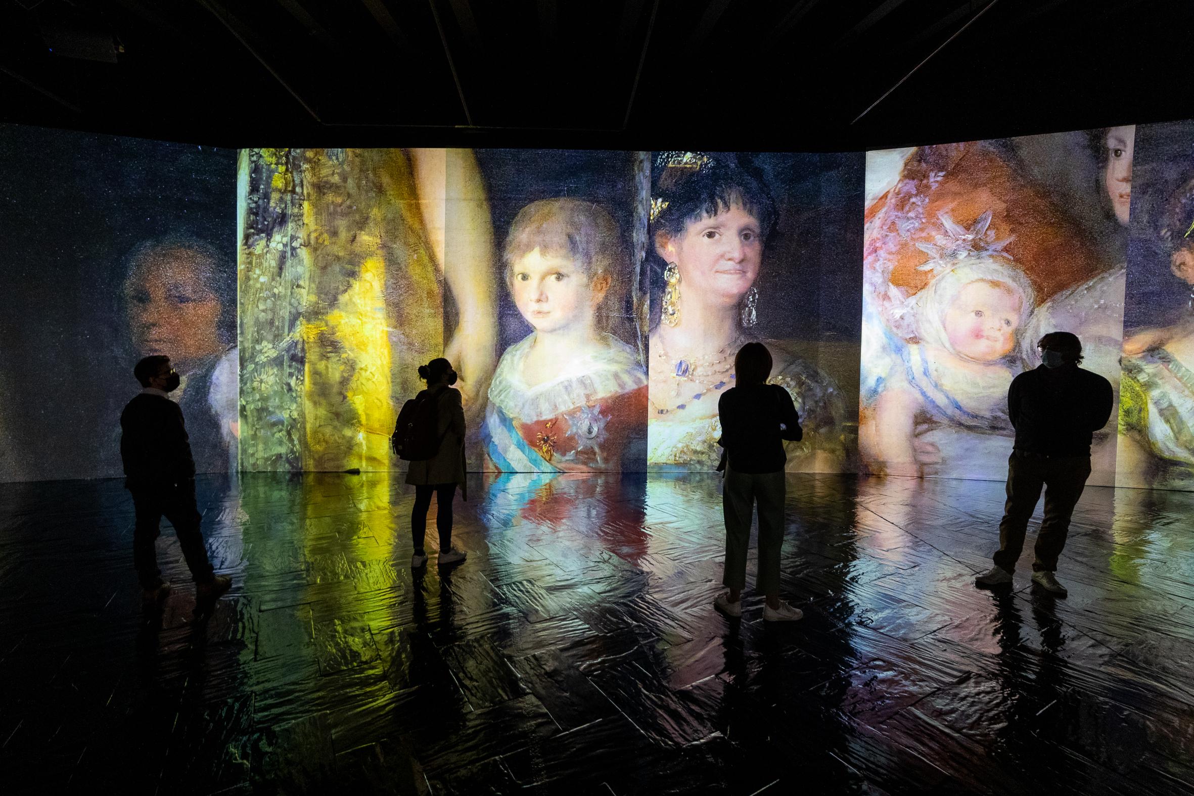 #INGOYA La familia de Carlos IV de Goya