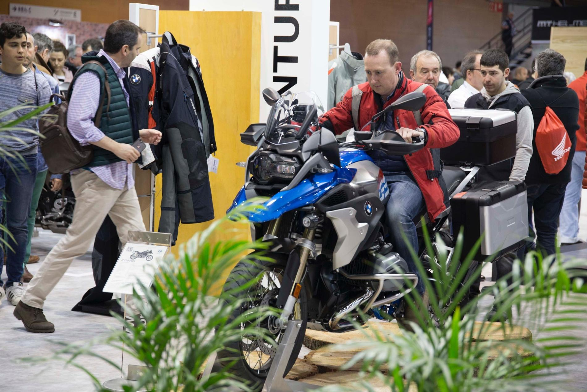 VIVE LA MOTO 2020 | Motorcycle salon of Madrid