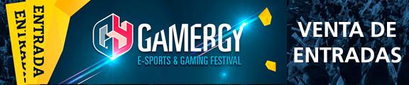 Venta de entradas Gamergy